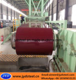 Rote Farben-galvanisierter Stahl Coil/PPGI/PPGL