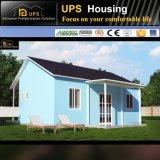 Casa que acampa prefabricada con ensamblar rápido