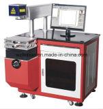 Máquina da marcação do laser do CO2 para o cristal, borracha