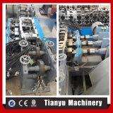Réseau de la barre T de T formant la machine avec la boîte de vitesses de réducteur de transmission