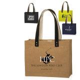 Выдвиженческий мешок джута, для покупкы и рекламировать