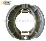 Peça da motocicleta de Ww-5115 Gn125/GS125, sapata de freio da motocicleta, forro de freio