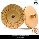 Сталь основала диамант меля колесо Wheel/Cup