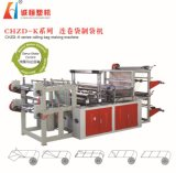 Sacchetto di rotolamento automatico pieno della maglietta che fa macchina (fornitore della Cina)