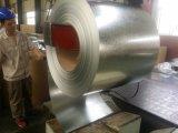 508 mm Diámetro interior de la bobina de acero galvanizado Gi