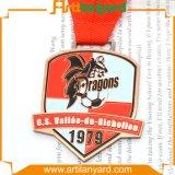 금속 연약한 사기질 기념품 스포츠 금속 메달