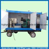 machine industrielle à haute pression de nettoyage de pipe de nettoyeur de pipe 1000bar