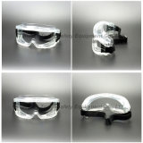 Lunettes de sûreté dures de lentille d'enduit de grande taille de vue (SG145)