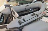 2,7m PVC Inflável Boat Rowing Boat Sport Boat com piso de alumínio Ce