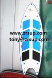 Сбываний способа конструкции хорошего качества туризма пусковая площадка палубы Sup листа PVC портативных дешевых горячих пластичная