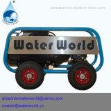 Hydrospritzenmaschinen-und Startenmaschine und Bläser mit Tauchkolbenpumpe