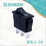 Soken Rk1-16 1X2 en fonction sur l'inverseur à rappel