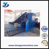 Prensa Belting manual do feno plástico horizontal (CE)