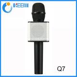 Microfone sem fio do altofalante do karaoke do microfone de Tuxun Q7