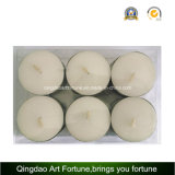 bougie blanche bourrée par Valude de 100PC 14G Tealight