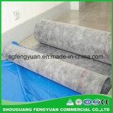 Мембрана смеси волокна полипропилена полиэтилена строительного материала водоустойчивая