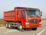 6X4 10車輪HOWOのダンプトラック