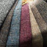 Deux sons raffinent le tissu tissé de sofa pour les marchés de l'Amérique du Nord et de l'Amérique du Sud (S99)