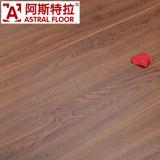 Plancher en stratifié en bois ciré de surface des graines de tailles importantes (V-Cannelure) (AS92003-7)
