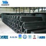 Typ Gummi-Schutzvorrichtung des Lieferungs-und Dock-Bogen-V