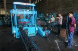 Máquina de perfuração do carvão amassado do pó de carvão do fornecedor do ouro
