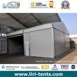 Большие алюминиевые структуры на временно шатры пакгауза 30-50m