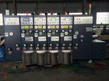 自動6つのカラー波形のカートンボックス印刷機械装置5つのシリーズの