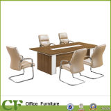 Металл Frame Office Meeting Table 36mm Thickness Design