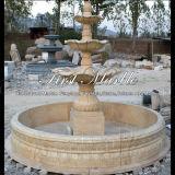 대리석 돌 화강암 정원 사막 금 샘 Mf 1032