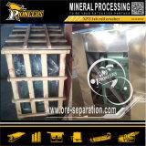 Laboratório esmagamento Oriente Materiais de dureza Duplo rolo máquina de esmagamento de Venda