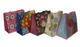 Os PP relativos à promoção revestiram o saco não tecido recicl impresso costume do mantimento de Eco TNT