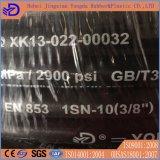 1sn 2sn R1 R2 kundenspezifischer Längen-hydraulischer Gummischlauch