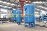 Cxjg廃水の前処理のための実行中カーボンフィルター