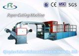 Высокоскоростной компьютеризированный автомат для резки бумаги крена