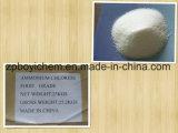 Cloreto de amónio de empacotamento cristalino branco do produto comestível do pó 25kg para fabricar cerveja