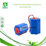 Bateria 10s2p 36V 5.8ah do lítio 18650 de LG/Samsung/Panasonic