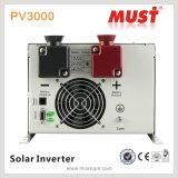 Inverseur de basse fréquence hybride spécial DC24V solaire de l'offre 3000W