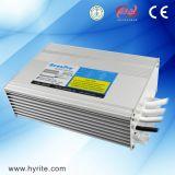 transformateur de 12/24V 200W IP67 170-250VAC DEL avec du ce