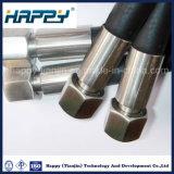 Boyau en caoutchouc hydraulique à haute pression R1/1sn de surface lisse