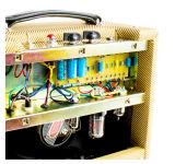 ツイードのビニールTolex (G-5)が付いている5Wハーモニカのハープのハンドメイドのアンプ