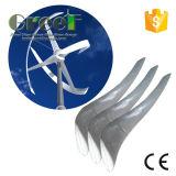 2kw Bladen van de Turbine van de Wind van FRP de Verticale