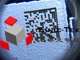 مقتصدة طاولة لين ليزر علامة تأشير آلة لأنّ [ستينلسّ ستيل], معدن, [أبس], بلاستيك