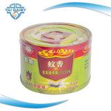OEM van de kin de Nieuwe Rol van de Mug van de Citronellaolie van de Kleur van het Merk Gele