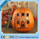 Kreative Halloween-Hauptdekoration-Harz-Figürchen-hübsches Mädchen