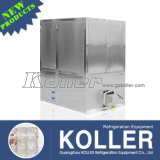 Used commestibile Cube Ice Machine 1ton/Day