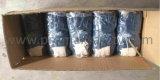 Les nitriles bleus de doublure de coton du Jersey ont plongé le gant avec le poignet de Knit