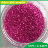 La Cina Supplier Shimmering Flash Glitter Powder per Plastic