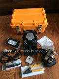 Splicer ótico da fusão da fibra do equipamento da fibra óptica