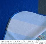 Impresión de encargo al aire libre que hace publicidad de la bandera de la tela de la luz de la flexión del PVC del vinilo
