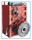 Einzelnes Schrauben-Plastikextruder-Getriebe verhärtete Zahn-Oberfläche Zlyj Vertikale